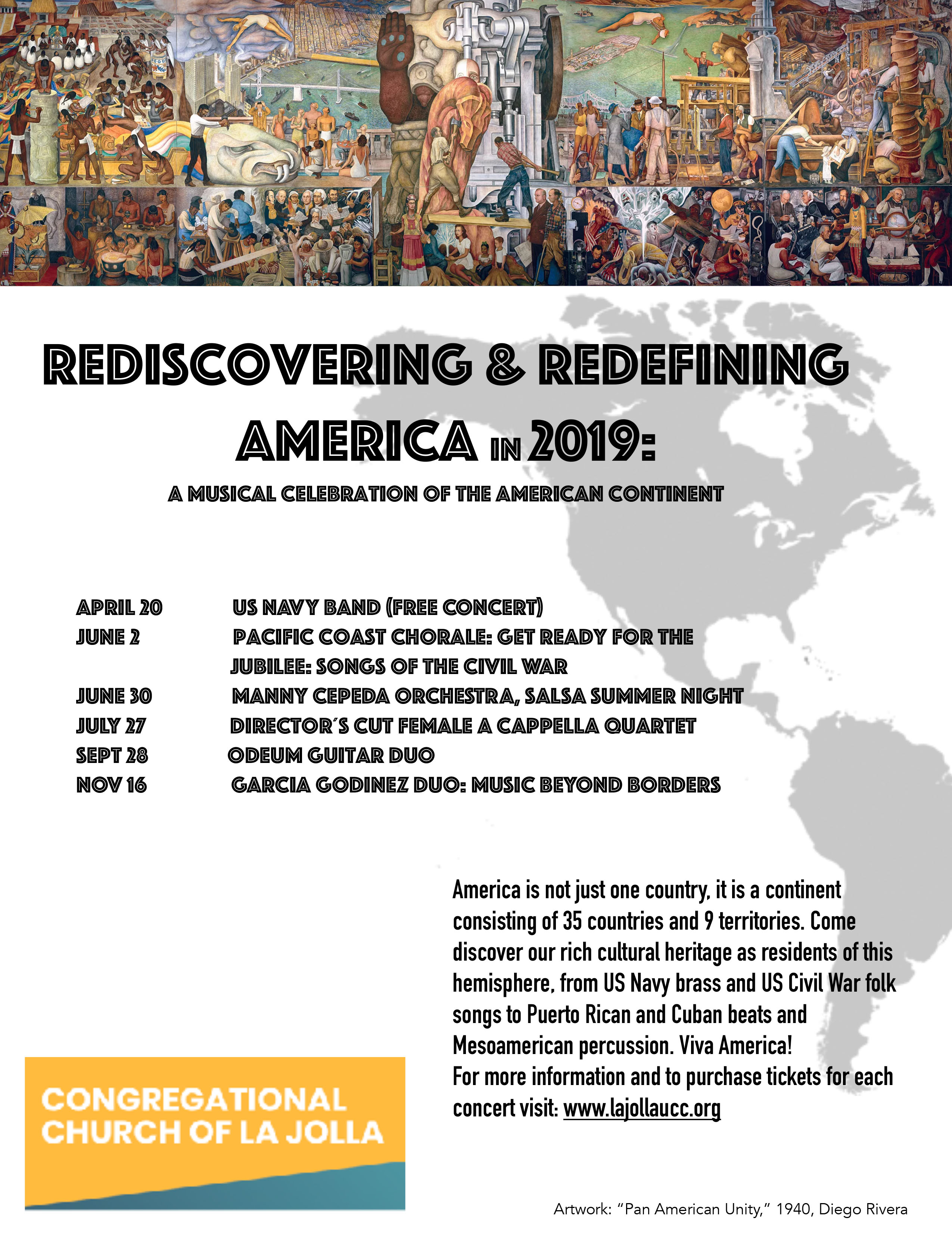 Rediscovering Photography On Summer >> Rediscovering Redefining America In 2019 Concert Series